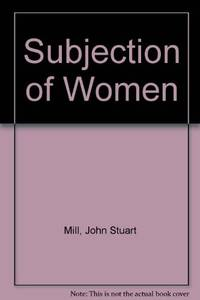 image of Subjection of Women