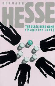 image of GLASS BEAD GAME