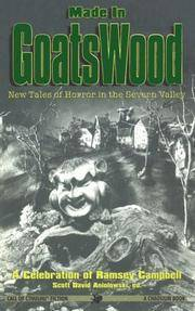 Made in Goatswood : New Tales of Horror in the Severn Valley