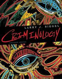 Criminology by  Larry J Siegel - Hardcover - from Booker, LLC and Biblio.com