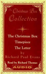 image of The Christmas Box Collection: The Christmas Box/Timepiece/The Letter