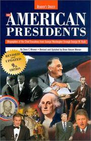 image of The American Presidents: Biographies of the Chief Executives from George Washington to George W. Bush