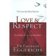 image of Love_Respect: The Love She Most Desires; the Respect He Desperately Needs