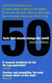 50 Facts That Should Change the World by  Jessica Williams - Paperback - from Russell Books Ltd (SKU: ZB11325)
