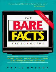 The Bare Facts Video Guide - 1996 Edition