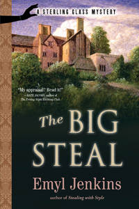 The Big Steal (Sterling Glass Mysteries)