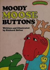 Moody Moose Buttons (Sweet Pickles Ser.)