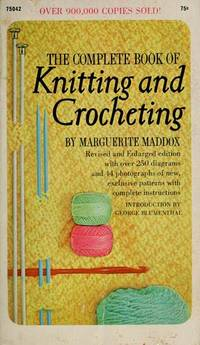image of The Complete Book of Knitting and Crocheting