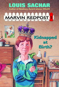 image of Kidnapped At Birth? (Marvin Redpost 1, paper)