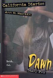 Dawn, Diary Two (California Diaries, No. 7)