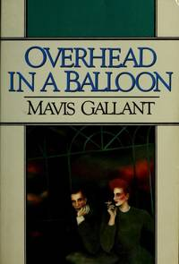image of Overhead in a Balloon: Twelve Stories of Paris