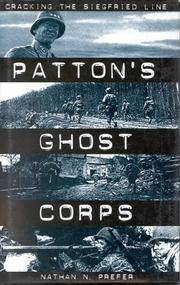 Patton's Ghost Corps: Cracking the Siegfried Line