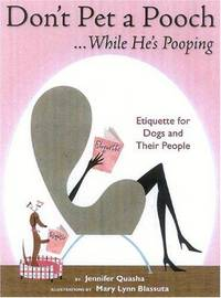 dont pet a pooch while hes pooping - etiquette for dogs and their people