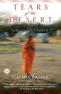 Tears of the Desert: A Memoir of Survival in Darfur (Random House Reader's Circle)
