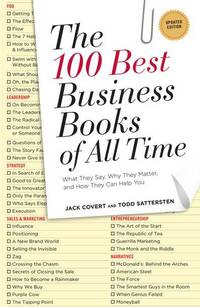 The 100 Best Business Books of All Time Updated Edition