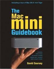 THE MAC MINI GUIDEBOOK (PB 2005)