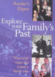 Explore Your Family\'s Past - Trace Your Roots and Create a Familiy Tree