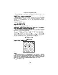 Blackmar Diemer Gambit Bogoljubow Variation 5...g6