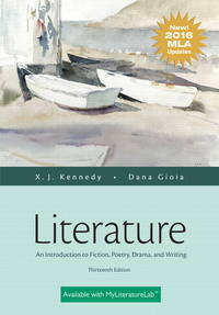 image of Literature: An Introduction to Fiction, Poetry, Drama, and Writing, MLA Update Edition (13th Edition)