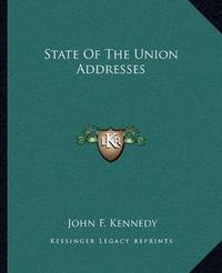image of State Of The Union Addresses