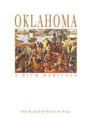 Oklahoma; A Rich Heritage