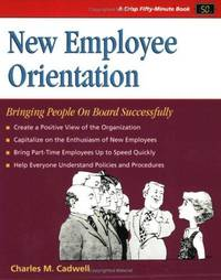 New Employee Orientation: A Practical Guide for Supervisors