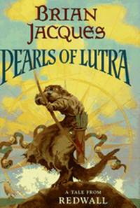 image of Pearls of Lutra (Redwall) (Signed)