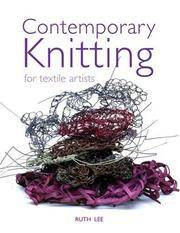 Contemporary Knitting : For Textile Artists