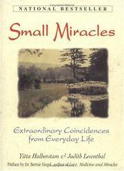 Small Miracles  Extraordinary Coincidences from Everyday Life
