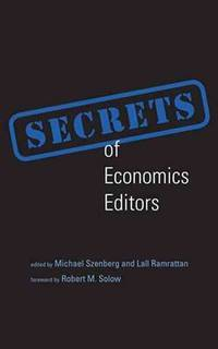 Secrets of Economics Editors (The MIT Press)