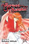 image of Rurouni Kenshin (3-in-1 Edition), Vol. 2: Includes Vols. 4, 5 & 6