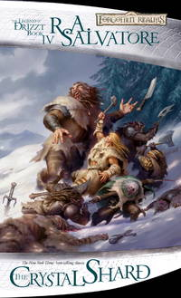 The Crystal Shard: The Icewind Dale Trilogy, Part 1 (Forgotten Realms: The Legend of Drizzt, Book...