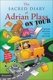 Sacred Diary of Adrian Plass, on Tour, The Aged Far Too Much to Be Put on the Front Cover of a Book
