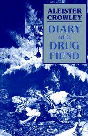 Diary Of a Drug Fiend
