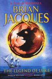 image of The Legend Of Luke (Redwall)