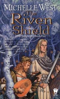 The Riven Shield (The Sun Sword, Book 5)