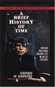 image of A Brief History of Time: From the Big Bang to the Black Holes