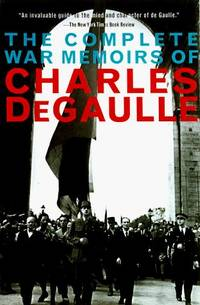 Complete War Memoirs of Charles De Gaulle (English, French and French Edition)