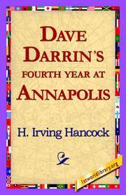 Dave Darrin's Fourth Year At Annapolis