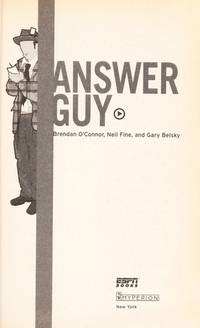ESPN the Magazine Presents The Answer Guy