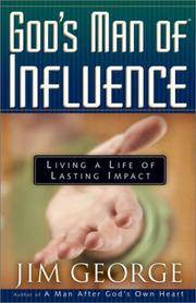 God's Man of Influence Living A Life of Lasting Impact [OOP]