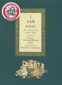 I Saw Esau: The Schoolchild's Pocket Book