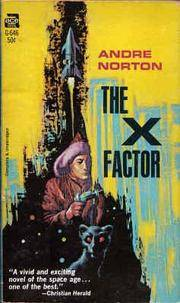 The X Factor (Ace SF, G-646)