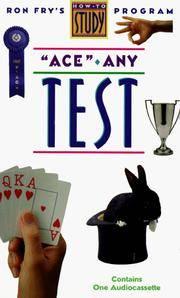 Ace, Any Test (Highbridge Distribution)