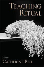 Teaching Ritual (AAR Teaching Religious Studies)