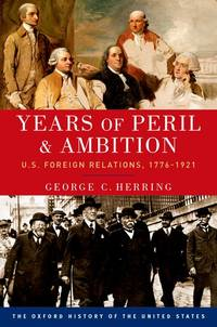 YEARS OF PERIL & AMBITION (P)