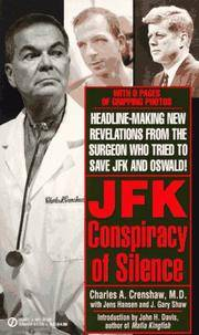 J F K: A Conspiracy of Silence