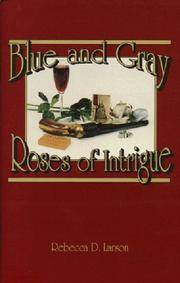Blue and Gray Roses of Intrigue