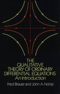 The Qualitative Tehory of Ordinary Differential Equations : An Introduction