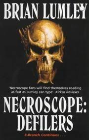 image of Necroscope: Defilers